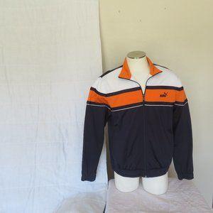 Men's Puma Color Block Jacket